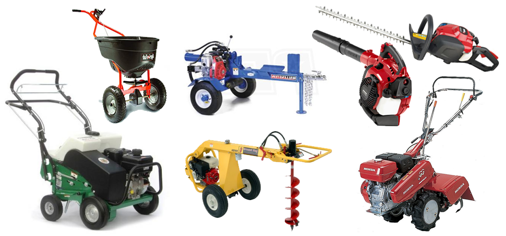 Lawn and Garden Equipment Rentals Sydney NS
