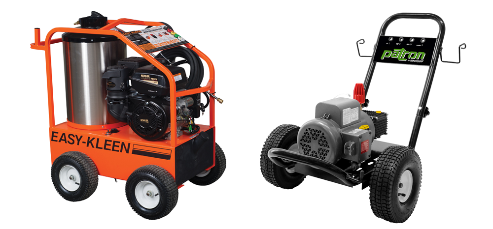 Pressure Washer Rentals - SAM Equipment Rentals Sydney NS