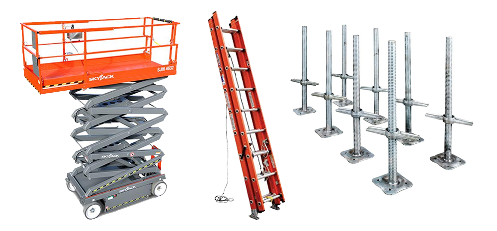 Scaffolding and Ladder Rentals Sydney NS