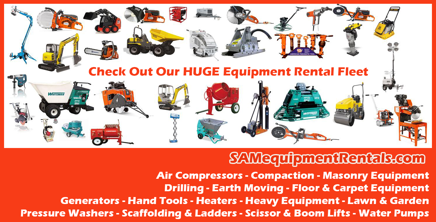 Sam Equipment Rentals And Sales Ltd